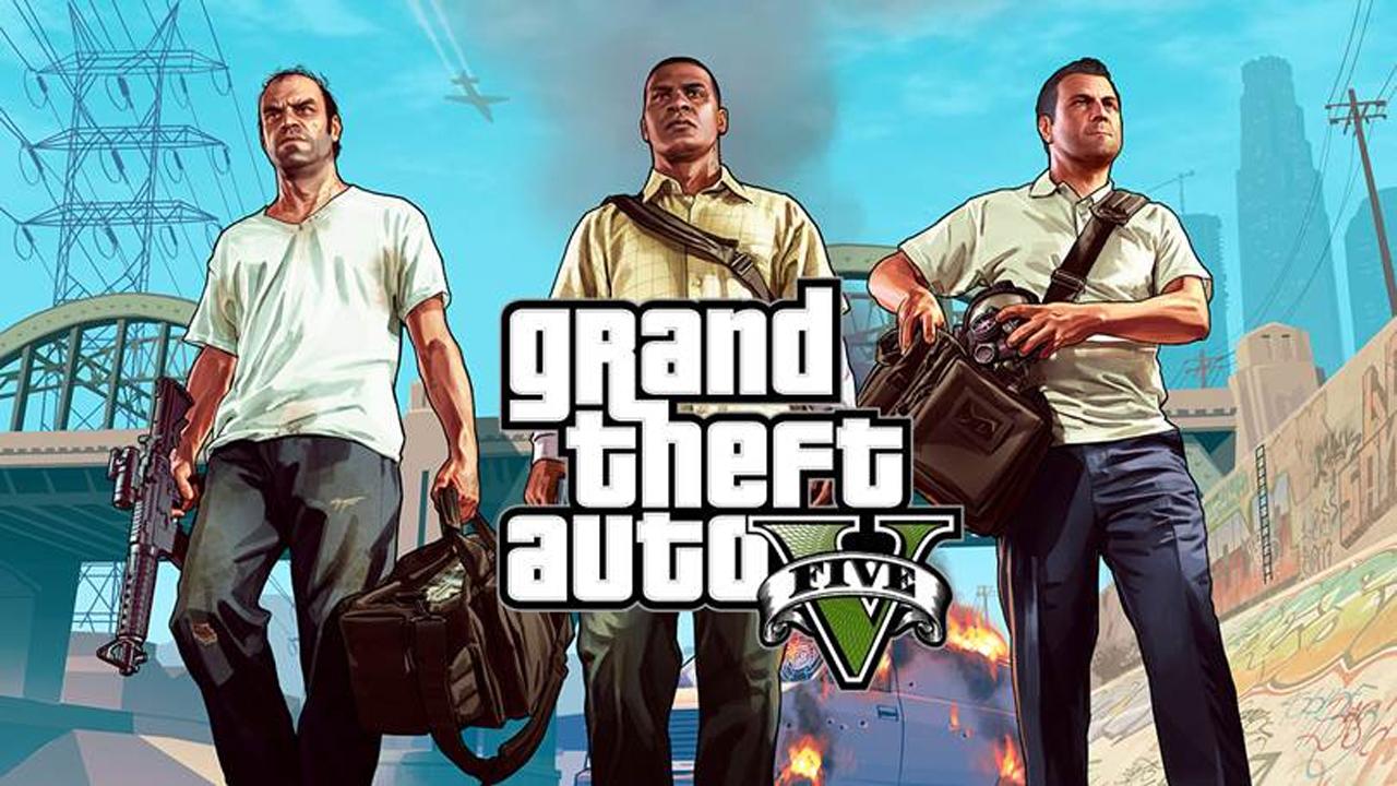 Game GTA V là game hành động đường phố được mong chờ nhất