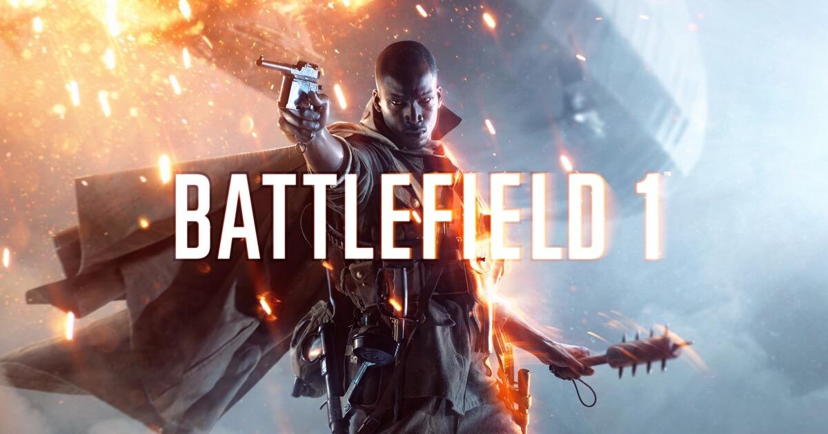 Game Battlefield 1